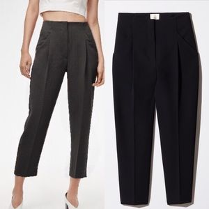Aritzia / Wilfred Chambery Trouser Pants black 4